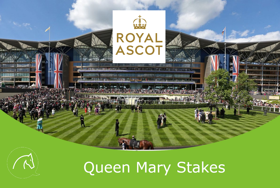 Queen Mary Stakes 2019 where Raffle Prize wins