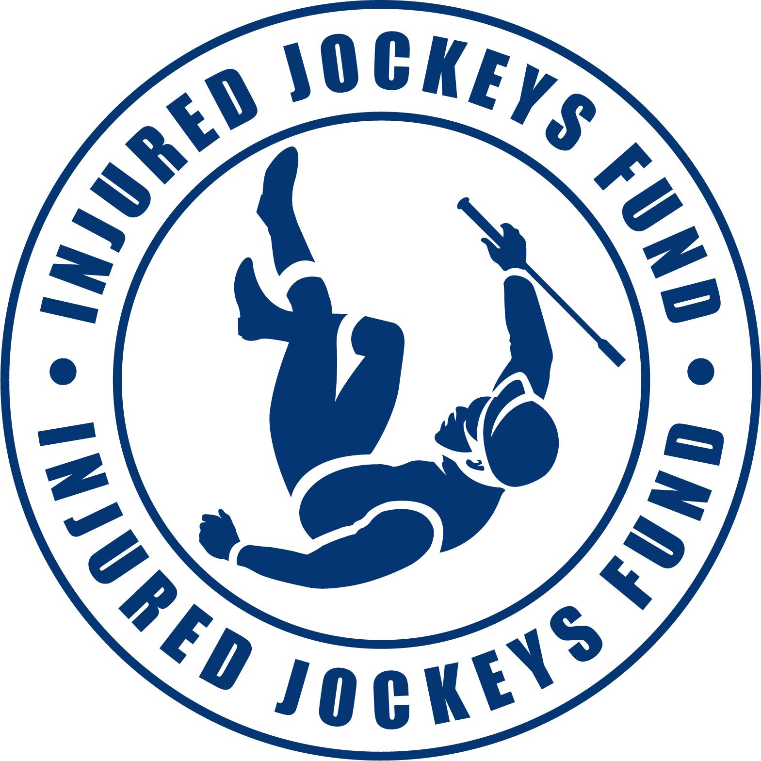 injured jockey fund logo